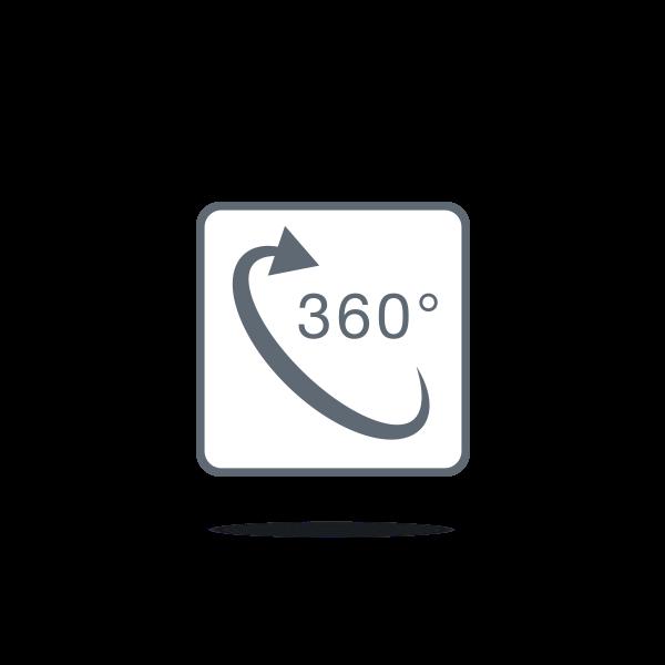 Pełna projekcja 360