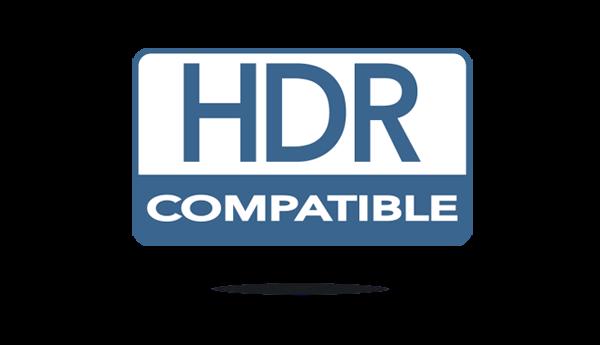 Kompatybilność HDR